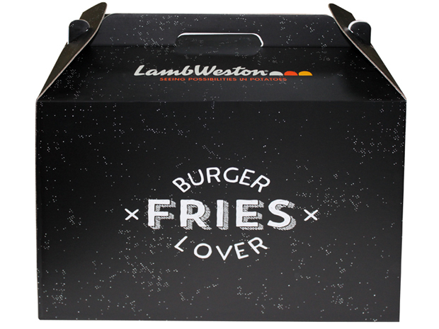 Project big burger fries lover 04
